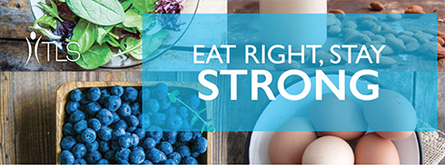 Eat Right, Stay Strong