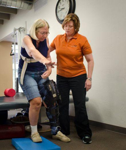 Tibion Bionic Leg